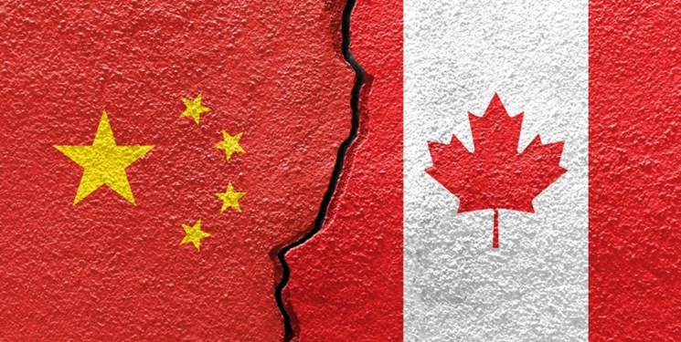 انتقاد شدید چین از اقدام کانادا به بهانه «قانون امنیت ملی هنگکنگ»