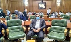 حضور حناچی در شورای شهر