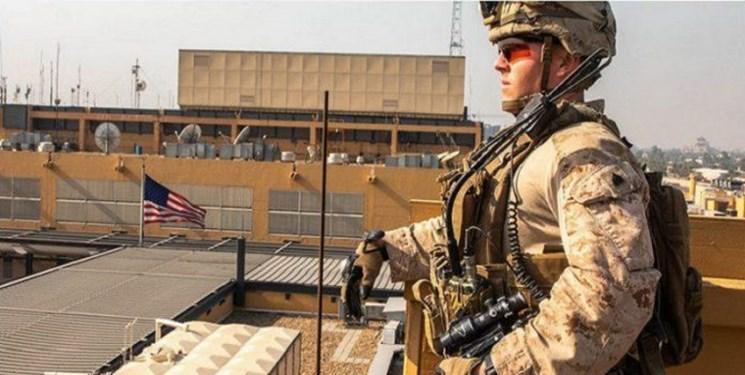 عضو پارلمان عراق: سفارت آمریکا به اردوگاه نظامی تبدیل شده است