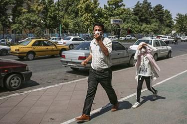 ماسک بزنیم !/ مشهد