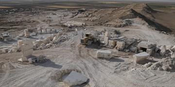 استخراج بیش از یک میلیون تن مواد معدنی از معادن فعال چهارمحال و بختیاری