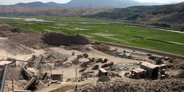 فارس من| توقف برداشتها از کوههای رودبار