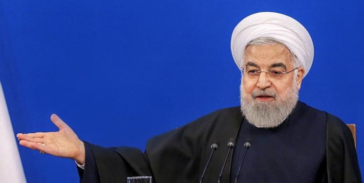 روحانی: طبق یک گزارش ۲۵ میلیون ایرانی به بیماری کرونا مبتلا شدهاند/ما در برابر کرونا پیروز میشویم