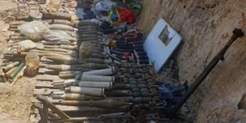 حمله مجدد ارتش ترکیه به شمال عراق و کشف مهمات عناصر پ ک ک