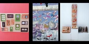 نمایش ۳۲ اثر هنری از هنرمندان تونسی