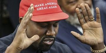 خواننده رپ رقیب تازه ترامپ در انتخابات ریاست جمهوری میشود