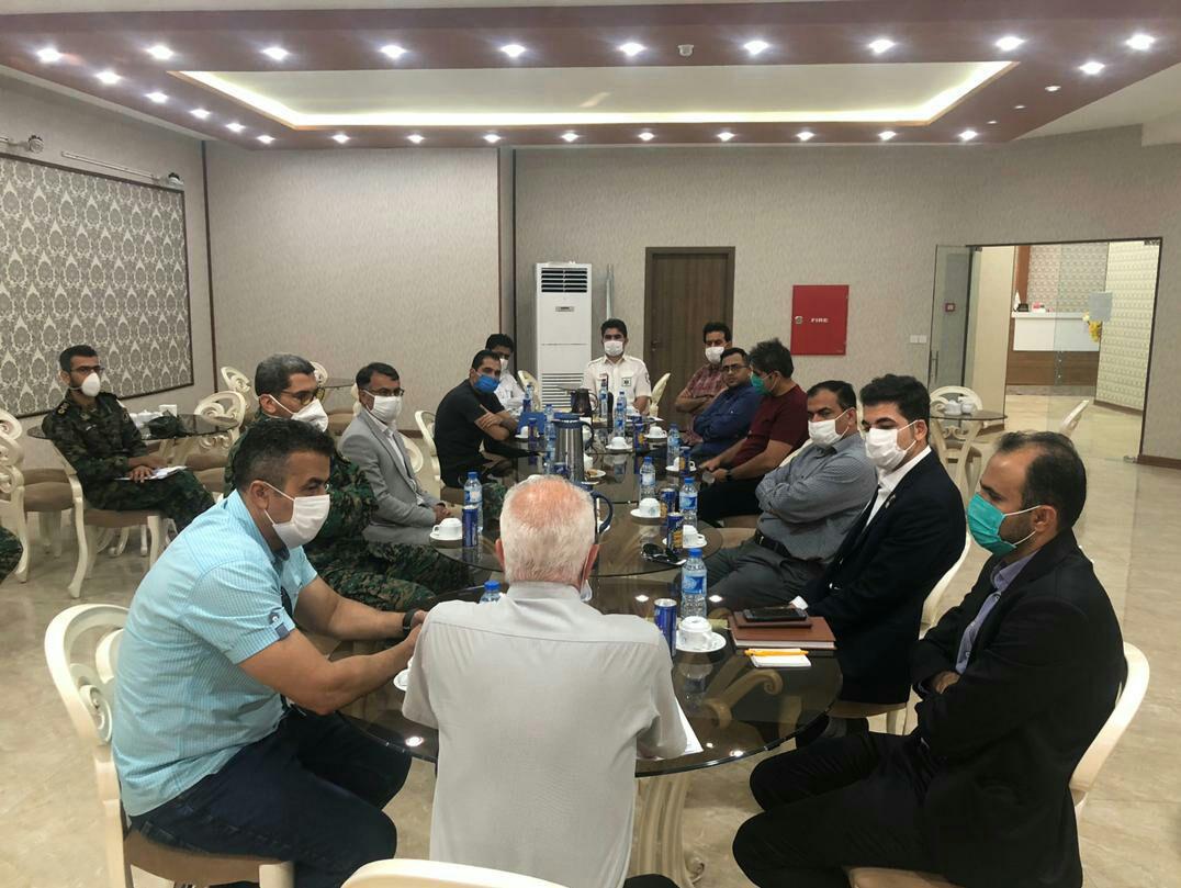 جلسه هماهنگی بدون حضور نماینده استقلال در جم برگزار شد
