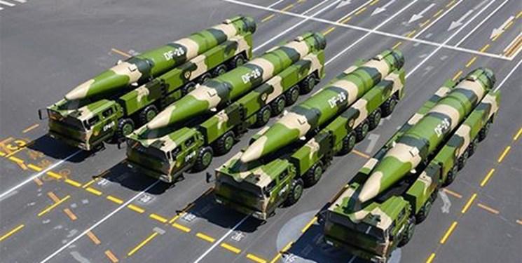 ترس آمریکا از حملات موشکی چین به گوام