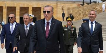 اردوغان: همه توطئهها علیه ترکیه در منطقه را خنثی کردیم