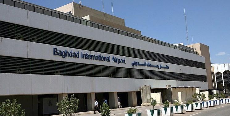 اخبار ضد ونقیض از شلیک راکت به فرودگاه بغداد