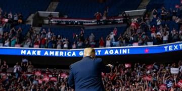 علیرغم انتقادات زیاد، ترامپ دومین همایش انتخاباتی خود را برگزار میکند