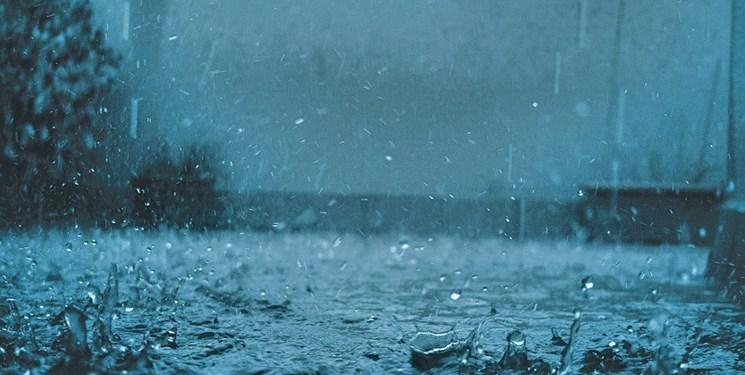بارشهای پراکنده و کاهش محسوس دمای هوای مازندران