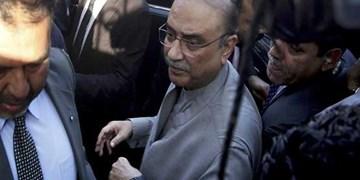 دادگاه رسیدگی به اتهامات «زرداری» به تعویق افتاد