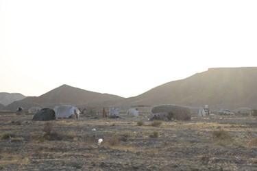 عکس| «زاچ و داربست» همچنان در چادر