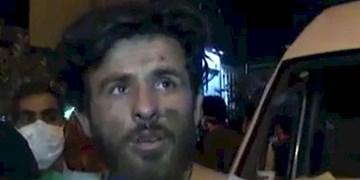 دبیر شورای عالی انقلاب فرهنگی از عنایت آزغ جوان قهرمان خوزستانی تقدیر کرد