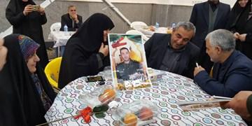 سرباز «حاجقاسم» افتخار «رئیسآباد» شد/ همسر شهید: ۲ بار پیکر همسرم را برایمان آوردند