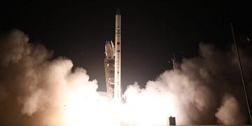 صهیونیستها یک ماهواره جاسوسی به فضا پرتاب کردند