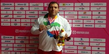 صالحفرجزاده: هدفم تکرار طلای پارالمپیک 2004 آتن است