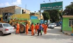 وضعیت مبهم شهرداری مسجدسلیمان