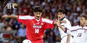 توصیف جالب AFC از بازی تاریخی ایران و آمریکا+ عکس
