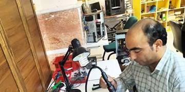 کاهش ابتلا به کرونا از طریق گوشی پزشکی دیجیتال ایرانی