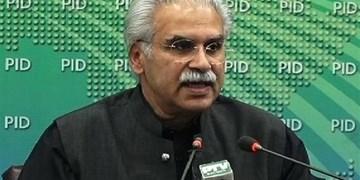 وزیر بهداشت پاکستان مبتلا به کرونا شد