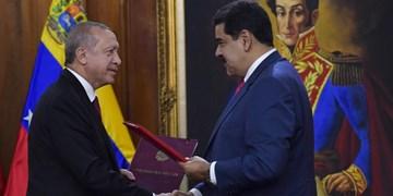 ترکیه پای کار دور زدن تحریمهای آمریکا علیه ونزوئلا آمد