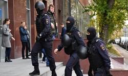 روسیه از خنثیسازی نقشه تروریستی داعش در مسکو خبر داد + فیلم