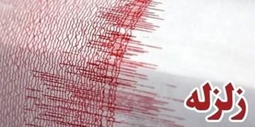 زلزله 3.9 ریشتری در بندر چارک