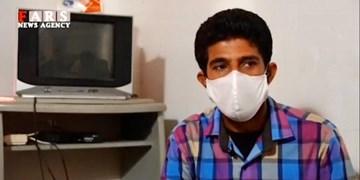 فیلم| نارضایتی مردم روستای «گرو» نسبت به آنتندهی تلویزیون