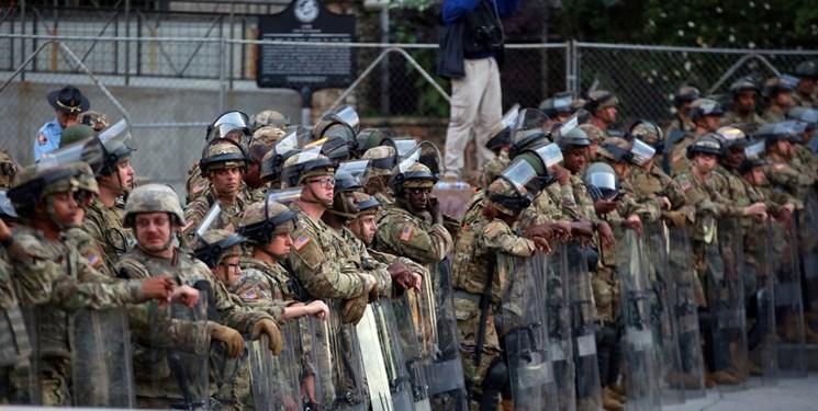 اعلام وضعیت فوقالعاده در «جورجیا»؛ آمادهباش 1000 نیروی گارد ملی برای مقابله با معترضان
