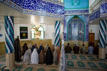 مسجد روستای چلپایی در سال 1393 به مساحت 350 متر مربع احداث شده است (قلعه گنج ،کرمان)