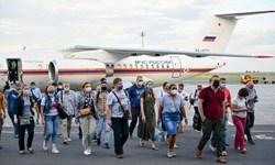 ورود تیم 32 نفری پزشکان روس به «نورسلطان»