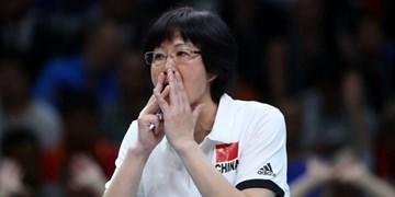 سرمربی مطرح والیبال چین بعد از المپیک بازنشسته میشود