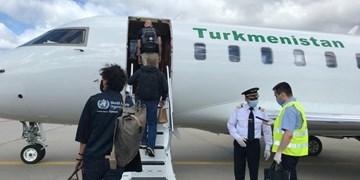 آغاز فعالیت کارشناسان بینالمللی در ترکمنستان