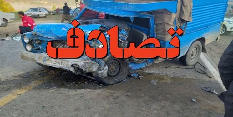 کشته شدن ۲ راننده موتورسیکلت در حوادث رانندگی