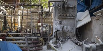 انفجار در باقرشهر