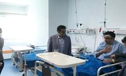 آغاز پذیرش اولیه بیمار در بیمارستان امیرالمؤمنین قم