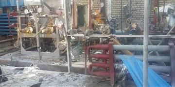 فیلم| روایت انفجار بامدادی جنوب تهران از زبان یکی از کارگران