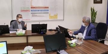 تاکید وزیر نیرو بر حمایت و تکمیل طرحهای آبرسانی استان بوشهر