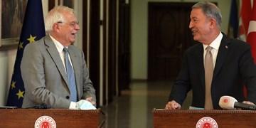 وزیر دفاع ترکیه: رویکردهای یکجانبه و جهتدار اتحادیه اروپا غیرقابل قبول است