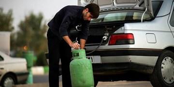 حلقه مفقوده کمبود گاز مایع در اردبیل/ خودروهای گازسوز LPG بمبهای متحرک در سطح شهر