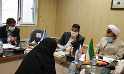 رسیدگی به مشکلات قضائی مردم رفسنجان با حضور رئیس کل دادگستری کرمان