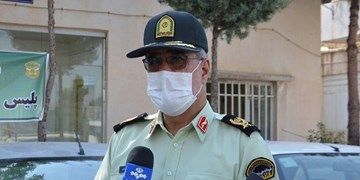 ۵ قاچاقچی اسلحه با ۴۶ قبضه سلاح غیرمجاز در کرمانشاه دستگیر شدند