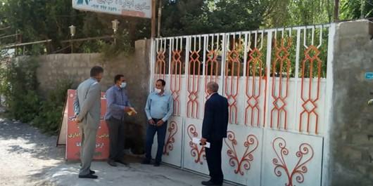 اخطار پلمب به 10 واحد گردشگری غیرمجاز در یاسوج