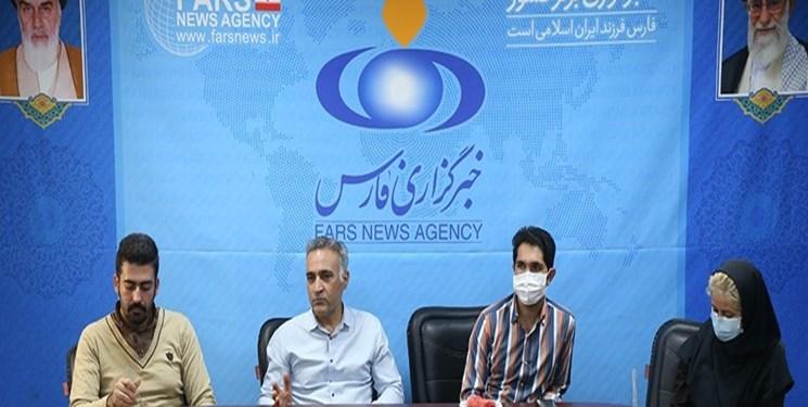 فارس من  حضورحامیان «درخواست تغییر وضعیت نیروهای شرکتی وزارت بهداشت» در خبرگزاری فارس