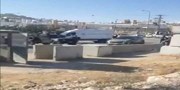 نظامیان صهیونیست دختربچه فلسطینی را زیر گرفتند