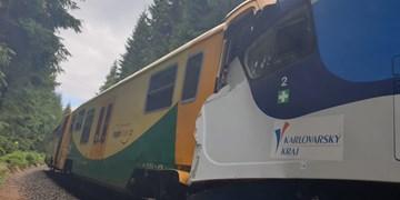 سه کشته و دهها مجروح در برخورد دو قطار در جمهوری چک