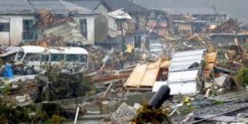 تصاویر   تلفات سیل ژاپن به 56 نفر رسید
