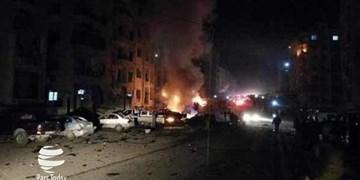 4 نفر بر اثر انفجار خودروی بمب گذاری شده در «تل أبیض» سوریه کشته شدند